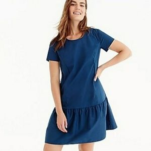 Universal Thread for J. Crew dropped waist dress